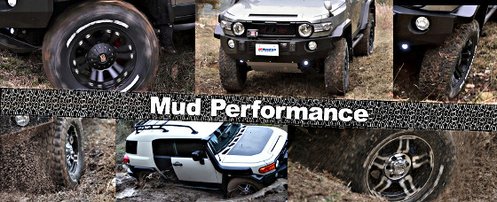 BFGoodrich Mud-Performance