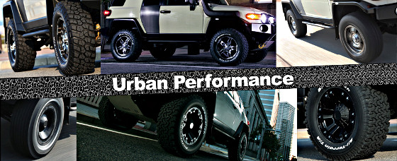 BFGoodrich Urban-Performance