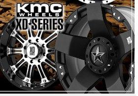 KMC XDシリーズホイールを見る