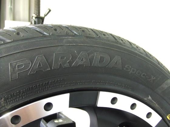PARADA-specX